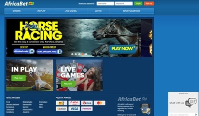 AfricaBet Sportsbook Review