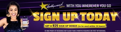 Hollywoodbets Sportsbook Africa Free Bets